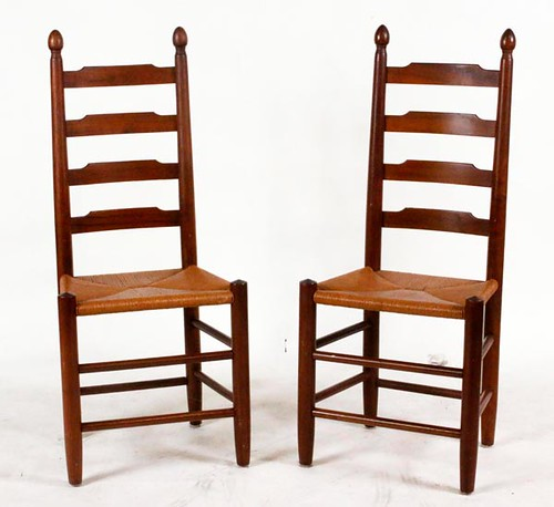 Set of 6 Clore Ladderback Chairs ($1,036.00)