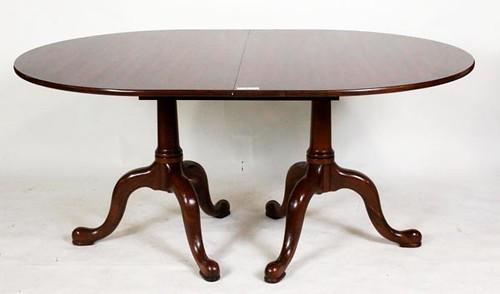 Henkel Harris Wild Black Cherry Dining Table ($504.00)