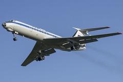 RA-65995 Russian Federation Air Force Tupolev Tu-134AK (Nathan_Ivanov) Tags: airplane aircraft aviation spotting planespotting vko vnukovo uuww tupolev tu134