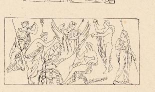 This image is taken from Page 388 of Répertoire des vases peints grecs et étrusques, Vol. 1