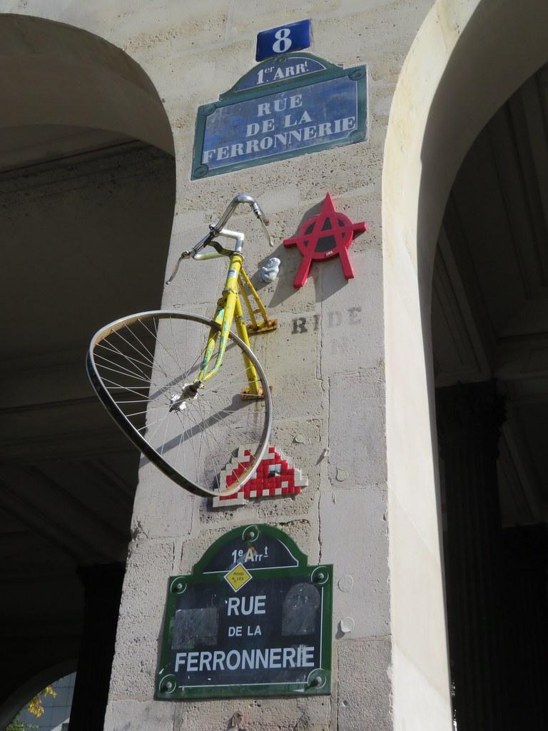 29 Rue De La Ferronnerie the world's best photos of 75001 and bike - flickr hive mind