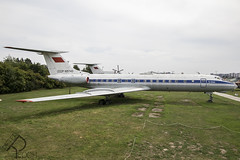 CCCP-65743 / Aeroflot / Tupolev Tu-134A Crusty (Peter Reoch) Tags: ukraine ukrainian ukrainianairforce soviet russian aircraft state aviation museum kiev cccp65743 aeroflot tupolev tu134a crusty tu134