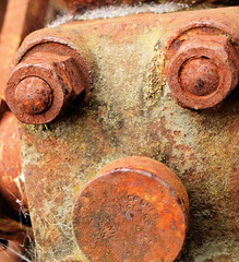 Rusty Face (nl042) Tags: face rust engineering steamengine oxidation steammuseum straffan
