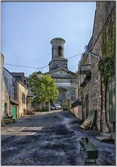 Eglise Saint-Guénolé - Ville close - Concarneau (Nadine.Dvx) Tags: concarneau concarneaulavilleclose bretagne finistère france vauban enceintes remparts classéemh eglisesaintguénolé