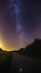 Road to nowhere (Digital Thangka) Tags: astro astrophotography milkyway stars night nightsky nightphotography skyisthelimit kissthesky andromeda triangulum perseids pleiades durbuy belgium digitalthangka