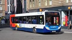 27527 KIB6527 SP57COH Stagecoach Strathtay (busmanscotland) Tags: 27527 kib6527 sp57coh stagecoach strathtay kib 6527 sp57 coh ad enviro 300 perth gold line scone east scotland