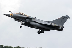 118 / French Air Force / Dassault Rafale C (Charles Cunliffe) Tags: canon7dmkii aviation montdemarsanairbase lfbm frenchairforce faf arméedelair dassaultrafale dassaultrafalec 118