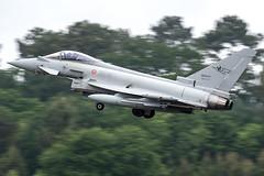 MM7315 / Italian Air Force / Eurofighter EF-2000 Typhoon S (Charles Cunliffe) Tags: canon7dmkii aviation montdemarsanairbase lfbm italianairforce aeronauticamilitare eurofightertyphoon eurofighteref2000typhoons mm7315