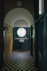 (victortsu) Tags: architecture lachauxdefonds lamaisonblanche lecorbusier ricohgr ricohgrii suisse switzerland victortsu villajeanneretperret
