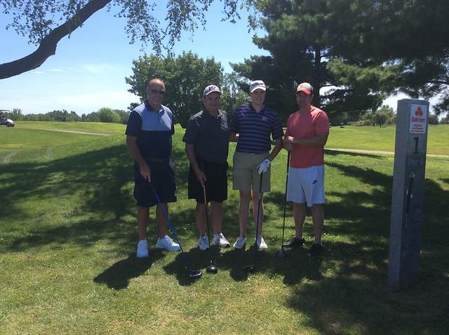 Suzi Stambaugh Miner '72 '73 Memorial Macomb Alumni & Friends Golf Outing, 8/9/193
