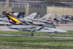 (scobie56) Tags: panavia tornado f3 ze734 ju 111 squadron tremblers raf leuchars royal air force fife scotland