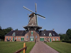Stellingmolen Woldzigt, Roderwolde - The Netherlands (131540462) (Le Photiste) Tags: clay stellingmolenwoldzigtroderwoldethenetherlands stellingmolenwoldzigtanno1852inroderwoldethenetherlands roderwoldethenetherlands windmill mill motorolamotog cellography mobilesnaps mostrelevant mostinteresting perfectview perfect beautifulcapture beautiful ngc bluesky afeastformyeyes aphotographersview autofocus artisticimpressions anticando 1852 blinkagain bestpeople'schoice creativeimpuls cazadoresdeimágenes digifotopro damncoolphotographers digitalcreations django'smaster friendsforever finegold fairplay greatphotographers groupecharlie peacetookovermyheart clapclap hairygitselite ineffable infinitexposure iqimagequality interesting inmyeyes livingwithmultiplesclerosisms lovelyflickr lovelyshot inexplore earth mastersofcreativephotography myfriendspictures momentsinyourlife niceasitgets photographers prophoto photographicworld planetearthbackintheday photomix soe simplysuperb showcaseimages simplythebest simplybecause thebestshot thepitstopshop theredgroup thelooklevel1red vividstriking wow worldofdetails yourbestoftoday awesomeview greatview ancientwindmill vintagemill
