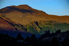 "New Zealand - Queenstown (Ineound) Tags: fujifilm fuji xpro xpro2 rangefinder erf fujinon xf 3548 55200 mm r lm ois f3548 55200mm tele 50200mmf3548 ""spiegelblickde"" spiegelblickde spiegel blick landscape landschaft natur nature sunset sonnenuntergang dawn sonne sun aotearoa velvia"