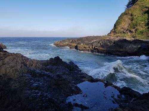 Oregon coast - Devil's churn