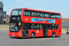 YX68 UOO (ADH45294) RATP Group London Sovereign (hotspur_star) Tags: londontransport londonbuses londonbus londonbuses2019 alexanderdennisltd enviro400hmmc tfl transportforlondon hybridbus hybridtechnology busscene2019 doubledeck ratpgroup londonsovereign yx68uoo adh45294 183