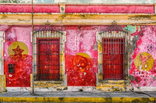 Fachada Colonial en Puerto Cabello I...