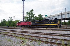 bessemer 104 (Fan-T) Tags: wnypa meadville pennsylvania alco c424 c430 century seiries