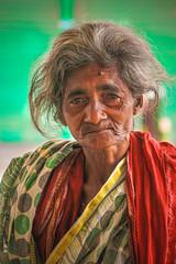 Aleya Begum (A t i k R a h m a n) Tags: old women portraits bangladesh