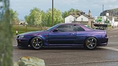 Nissan Skyline GT-R (R34) (PixelGhostClyde) Tags: forza motorsport horizon fh4 turn 10 studios t10 playground games pg microsoft xbox one xb1 xbone x xb1x 4k