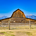 John Moulton  Barn, Jackson Hole, Wyoming
