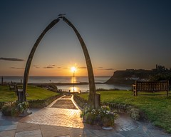 Classic Whitby (Simonbe) Tags: yorkshire see nisi alpha a7iii sony rise sun sunrise coast whitby