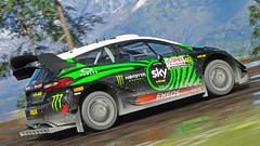 Team Sky VR46 Ford Fiesta WRC+ (PixelGhostClyde) Tags: forza motorsport horizon fh4 turn 10 studios t10 playground games pg microsoft xbox one xb1 xbone x xb1x 4k custom livery fit forzisti italian team