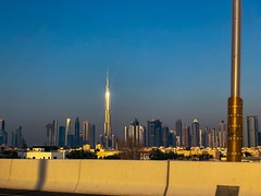 20hrs in Dubai (andru_beaner) Tags: dubai uae layover emirates burjkhalifa sunset skyline cityscape
