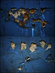 00310040 (onesecbeforethedub) Tags: vilem flusser technical images onesecbeforetheend onesecbeforethedub onesecaftertheend photoshop multiple exposure collage malta edinburgh contemporaryart streamofconsciousness details diptych rust decay industrial anthropomorphism anthropocene