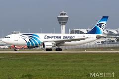 Egyptair Cargo A300-600F SU-GAS @ MUC (MASAviation) Tags: aviation avgeek avion aviator aviationpic aviationphotography avporn aviationdaily aviationpicture spotter spotting