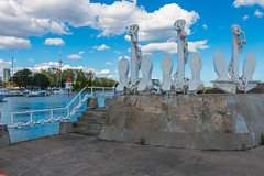 (A Great Capture) Tags: anchors anchor ontarioplace marina toronto waterfront agreatcapture agc wwwagreatcapturecom adjm ash2276 ashleylduffus ald mobilejay jamesmitchell on ontario canada canadian photographer northamerica torontoexplore summer summertime été sommer 2017 city downtown lights urban cityscape urbanscape eos digital dslr lens canon 70d natural outdoor outdoors outside architecture architektur arquitectura design clouds cloudy