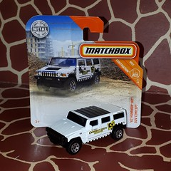 '02 Hummer H2 SUV Concept construction 6/20 sub series 2018 40/100 Matchbox 1/64 by Mattel Toys . (Rodimuspower) Tags: 1superfast 2vintagetoy 3mattel 4toyphotography 5toyreview 6toyhunting 7collectible 8collector 9toycollector 10diecast 11 toycollectors 12 hummerh2suvconcept 13 hummer 14 construction 15 scale164 16 mainline 17 mbx 18 matchboxcollector 19 diecaster 20 diecastdaily 21 matchboxcommunity 22 matchbox 23 modelcars 24 vintagetoys 25 diecastpics ⠀ 26 scalemodels 27 modelcarsofinstagram