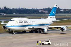 Kuwait Airways B747-400 9K-ADE @ TXL (MASAviation) Tags: aviation avgeek avion aviator aviationpic aviationphotography avporn aviationdaily aviationpicture spotter spotting