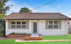 22 Sydney Joseph Drive, Seven Hills NSW