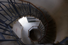 DSCF7178 (Choo_Choo_train) Tags: italy como fuji xt2 ladder stairs staircase lighthouse architecture