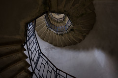DSCF7169 (Choo_Choo_train) Tags: italy como fuji xt2 ladder stairs staircase lighthouse architecture