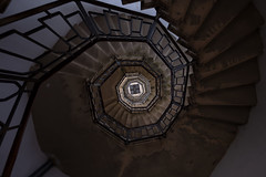 DSCF7163 (Choo_Choo_train) Tags: italy como fuji xt2 ladder stairs staircase lighthouse architecture