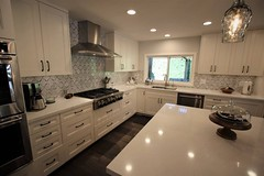 Design Build Custom Two Island #KitchenRemodel with white cabinets wood floors in #YorbaLinda #OrangeCounty https://www.aplushomeimprovements.com/portfolio_page/146-transitional-design-build-custom-two-island-kitchen-remodel-in-yorba-linda-orange-county/ (Aplus Interior Design & Remodeling) Tags: kitchenremodel kitchen kitchenisland kitchenrenovation kitchencabinets woodflooring whitecabinets woodcabinets woodfloor generalcontractors