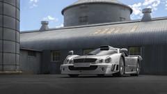 1998 Mercedes-Benz AMG CLK GTR (Desert-Motors Automotive Photography) Tags: mercedesbenz mercedes benz clk clkgtr gtr supercars exoticcars hypercars racecars cars homologation homologationspecial rmsothebys v12