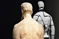 Back Side at the Bourdelle Musee. Paris (dw*c) Tags: museum museums mannequins mannequin model models gallery galleries paris france europe fashion fashions travel trip nikon picmonkey