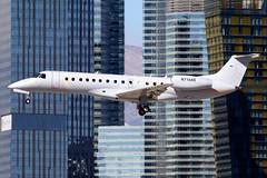 JetSuiteX Air | Embraer ERJ-135 | N716AE | Las Vegas McCarran (Dennis HKG) Tags: jetsuite jetsuitex jsx xe aircraft airplane airport plane planespotting canon 7d 100400 lasvegas mccarran klas las embraer erj135 e135 embraererj135 regionaljet n716ae