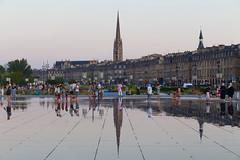 Bordeaux 2019 IMG_2942.CR2 (Daniel Hischer) Tags: architecture bordeaux city france saintmichel watermirror