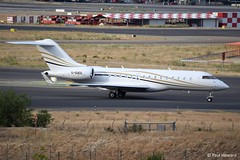 2019-06-23 MAD G-OUEG (Paul-H100) Tags: 20190623 mad goueg bombardier global 6000 catreus