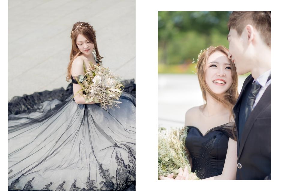 台南自助婚紗 氣質出眾的美麗新娘 026