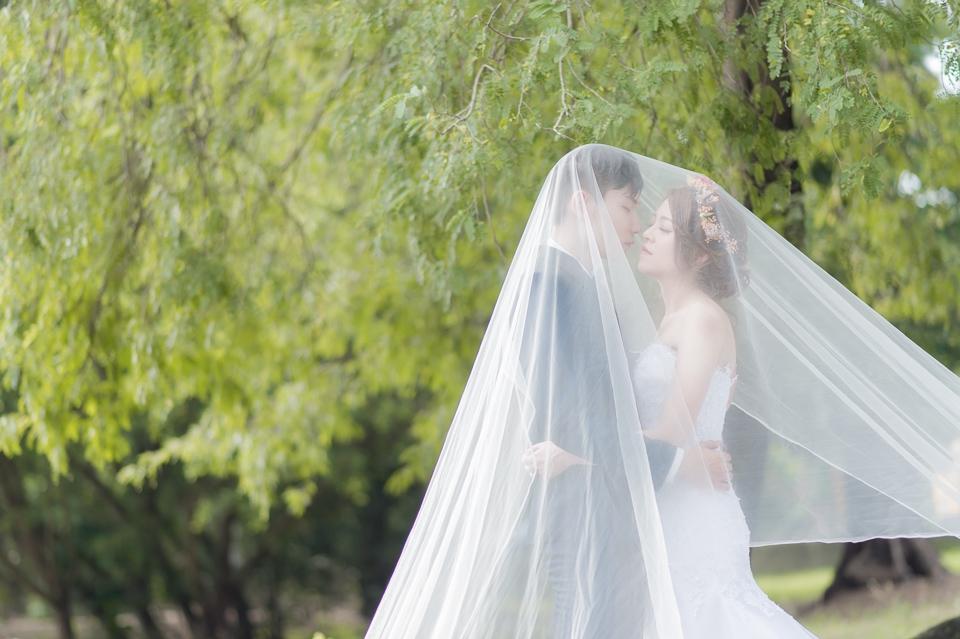 台南自助婚紗 氣質出眾的美麗新娘 023