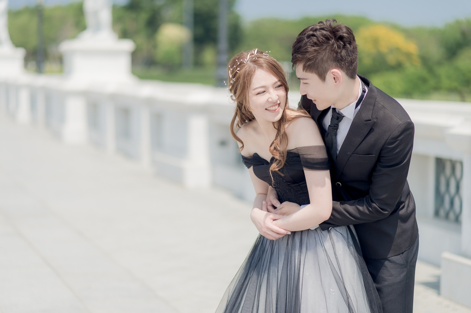 台南自助婚紗 氣質出眾的美麗新娘 005
