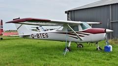 G-BTES - Cessna 150H   Dunkeswell (V77 RFC) Tags: aviation aircraft cessna c150 c152 dunkeswell uk lightaircraft airfield
