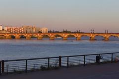 Bordeaux 2019 IMG_2876.CR2 (Daniel Hischer) Tags: architecture bordeaux city france pontdepierre sunset
