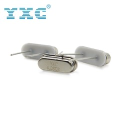 YXC HC-49US CRYSTAL UNITS for frequency control (YXC Oscillator / Lynn) Tags: yxc epson sitime crystal units oscillator saw resonator tunning fork timing device pcb assembly electronic components