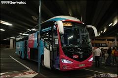 Irizar i6s – Le Basque Bondissant / Ouibus (Semvatac) Tags: semvatac photo bus tramway métro transport transports irizar i6s le basque bondissant ouibus toulouse gare routière haute garonne gareroutière lebasquebondissant 9574jyx