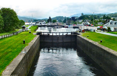 Scotland Central Highlands Corpach the sea loch of the Caledonian Canal 30 June 2019 by Anne MacKay (Anne MacKay images of interest & wonder) Tags: scotland central highlands corpach sea loch caledonian canal 30 june 2019 picture by anne mackay